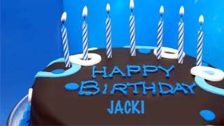 Jacki - Cakes Pasteles_193 - Happy Birthday