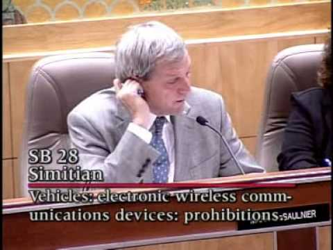 Senate Transportation Committee 3/29/2011