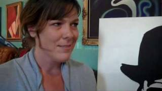 Saskia Wilson-Brown at San Diego Indie Fest