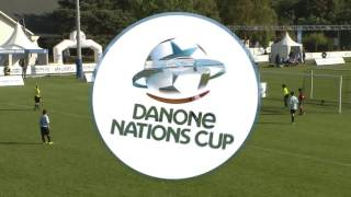 Morocco vs Uruguay - Ranking match 9/16 - Highlight - Danone Nations Cup 2016