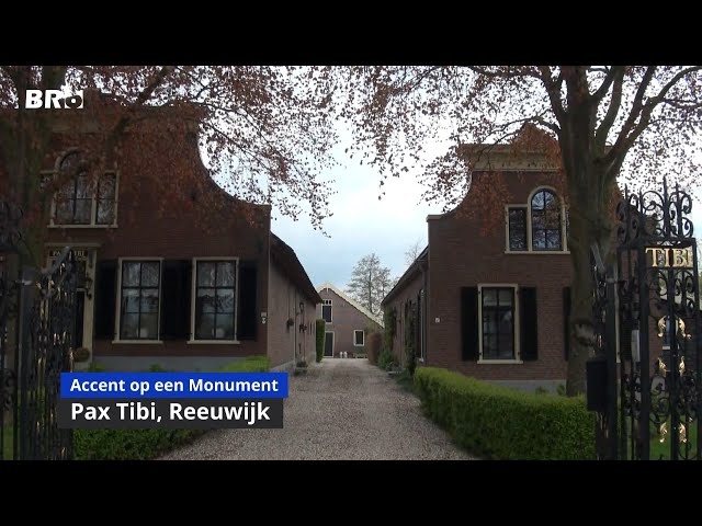 Accent op een Monument, Pax Tibi Reeuwijk