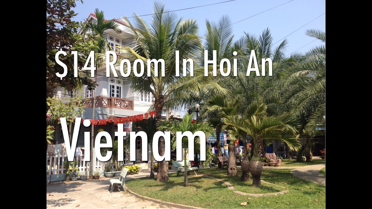My $14 Room In Hoi An, Vietnam – Quynh Chau Homestay