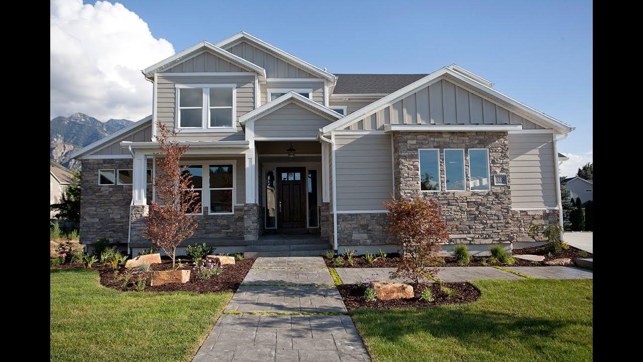 The Tacoma House Plan Salt Lake Parade Of Homes 2014 Youtube