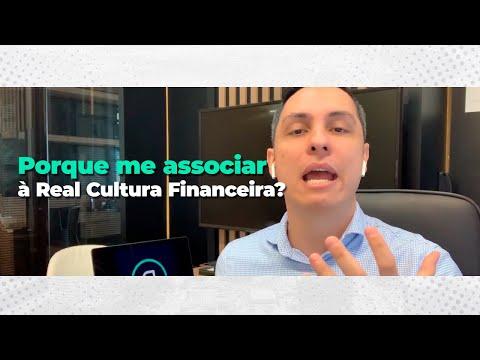Porque me associar à Real Cultura Financeira?