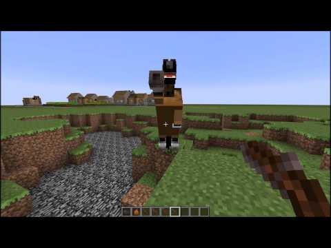Minecraft Mod Review | Flintlock Weapons