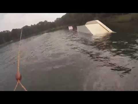 Wasserski auf dem Dankernsee