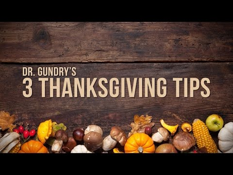 3 Slimming Thanksgiving Tips You'll Love To Hate