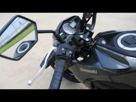 $3,199: 2018 Kawasaki Z125 Pro Metallic Courage Gray Overview and Review