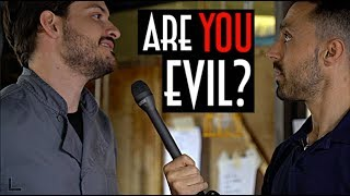 INTERVIEW WITH A SERIAL KILLER | JOEY VS THE PUBLIC | SERIES 2 - EP.1