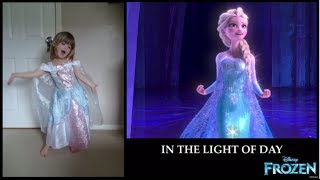 Repeat youtube video ☆ DISNEY JUNIOR FANS SING FROZEN'S LET IT GO! ☆
