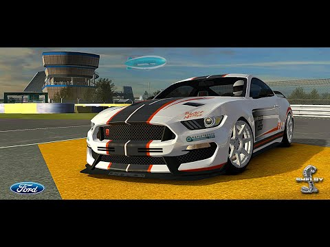 Real Racing 3 | 2016 Ford Shelby GT350R ShowCase