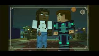 minecraft story mode season two/capitulo#14/trivia!!