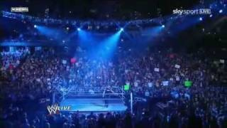 WWE Raw 2/14/11: The Rock Returns!!!! (HD)