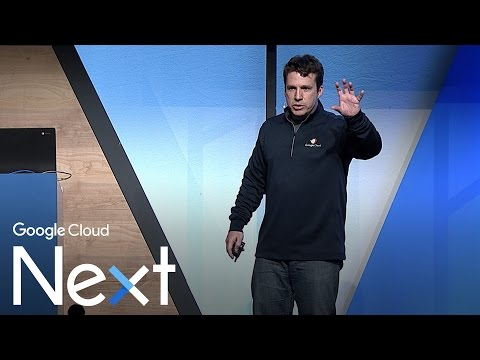 Securing and managing your big data environment (Google Cloud Next '17)