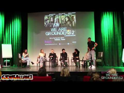 We are grounders 2 1ere partie
