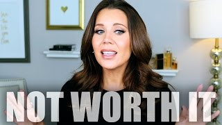 LUXURY PRODUCTS | Not Worth the Hype!