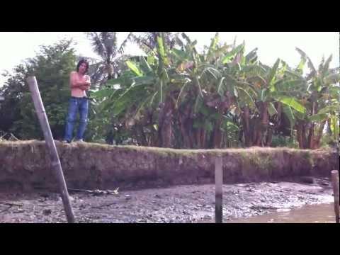 qua sông bằng DU THUYỀN đi câu cá