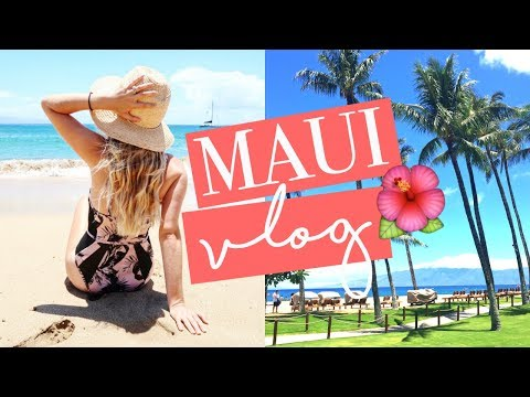 WE WENT TO HAWAII! | Maui Travel Diary 2017