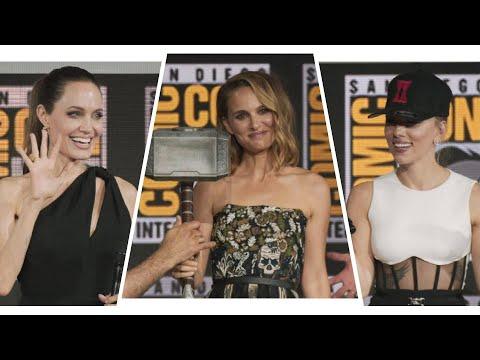 Comic-Con 2019: Marvel