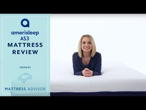 Amerisleep AS3 Mattress Review: Mattress Advisor (2018 Review)