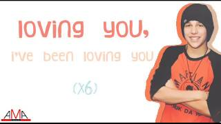 Austin Mahone - Loving You Is Easy [LYRIC VIDEO]