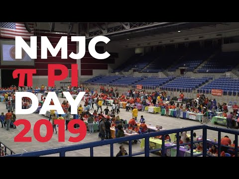 New Mexico Junior College Pi Day 2019