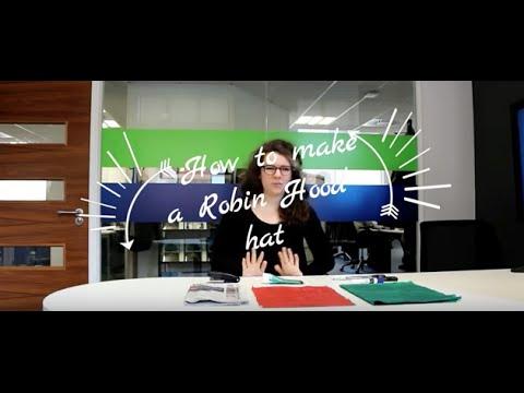 How To Create A Diy Robin Hood Hat