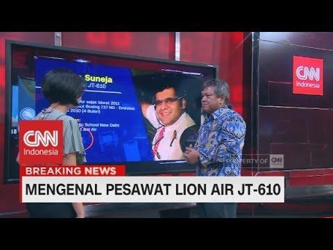 Ini Dia Sosok Pilot Pesawat Lion Air JT-610 Mp3