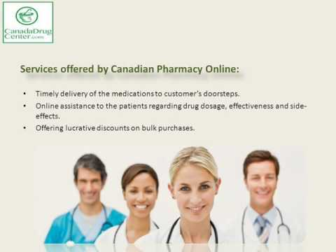 Online Order Your Medications From The Reputed Canadian Pharmacy