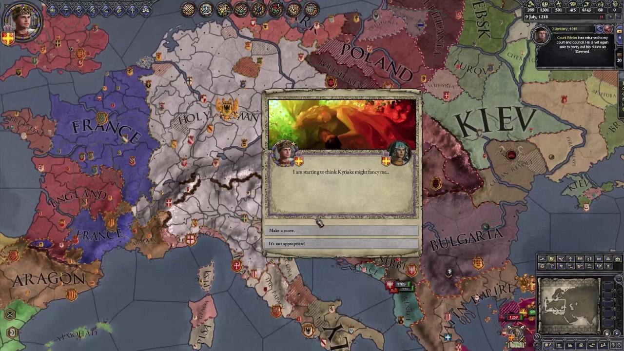 Latin empire ck2