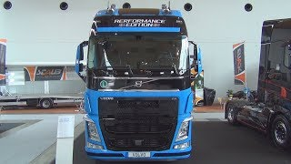 Volvo FH 540 I-Shift Dual Clutch 4x2 SZM Performance Edition Tractor (2018) Exterior and Interior