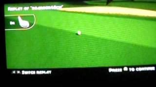 Golf tee it up