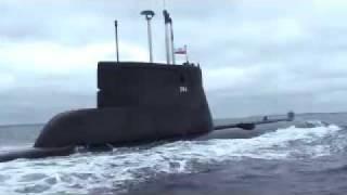 Submarine Sokol