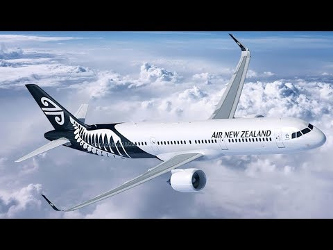 The PRESENT & FUTURE of AIR NEW ZEALAND