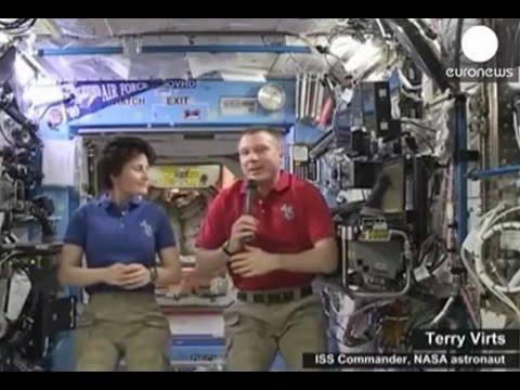 NASA Astronaut tells Truth about Moon landing (longer ...