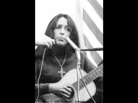 Joan Baez - Where have all the flowers gone - YouTube