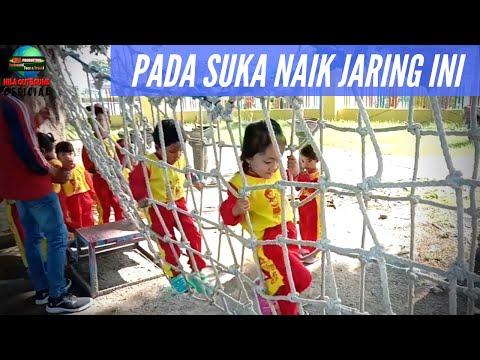 outbound-learning-melewati-jaring-laba-laba-sampai-bisa-||-kb-nurul-iman-wringin-anom-gresik