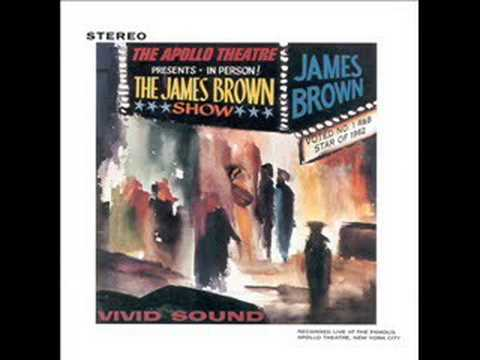 James Brown - I'll Go Crazy (Live at The Apollo)