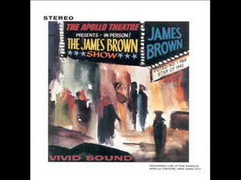 James Brown - I'll Go Crazy (Live at The Apollo)
