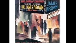 Gambar cover James Brown - I'll Go Crazy (Live at The Apollo)