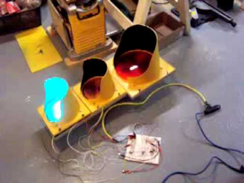 Traffic Light Sequencer - YouTube