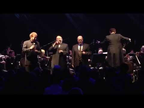"""תור פלוס קונצרט חזנות בשבת שירה וחזנות תשע""""ה - החזנים העולמיים בטריו מיוחד"""