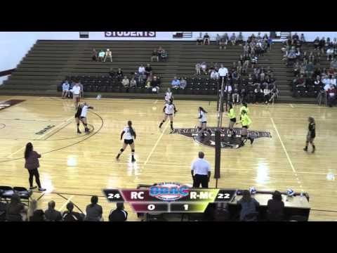 Volleyball vs. Randolph-Macon College