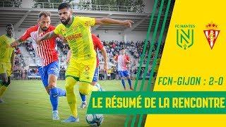 FC Nantes - Sporting Gijon : le résumé de la rencontre