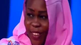 مفاجئة كبيرة في برنامج المسامح كريم مطرب كبير سوداني  يطلب السماح من زوجنه