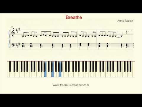How To Play Piano: Anna Nalick