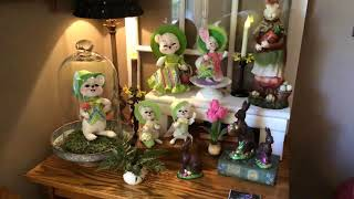 Easter Living Room Tour March 21, 2019 Part 2