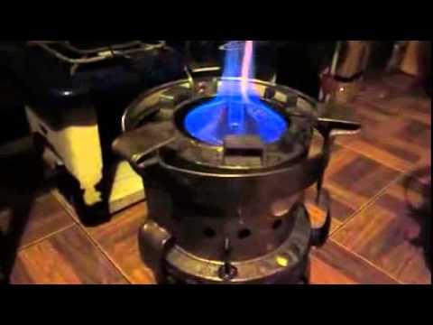 Kompor Sumbu Berbahan Bakar Solar Formula AMIRIN HPA 014