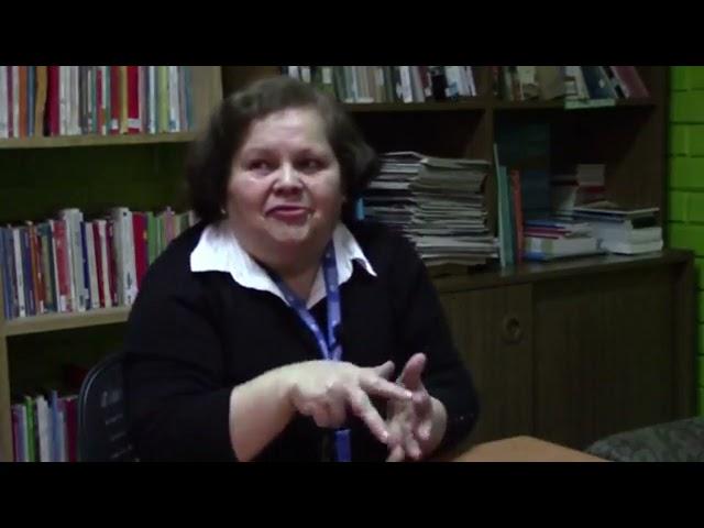 Entrevista a Aida Azúa Bibliotecaria de Paine