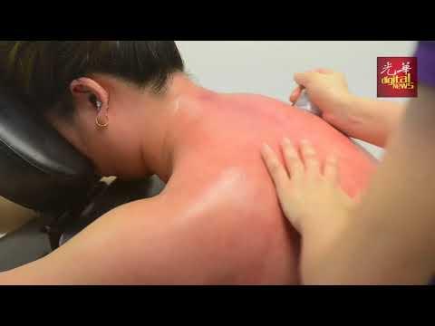 Wins Aromatherapy Interview at Kwong Wah Yit Poh 马来西亚光华日报访问
